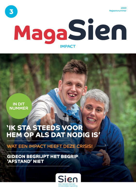 MagaSien 3 - oktober 2020 Cover